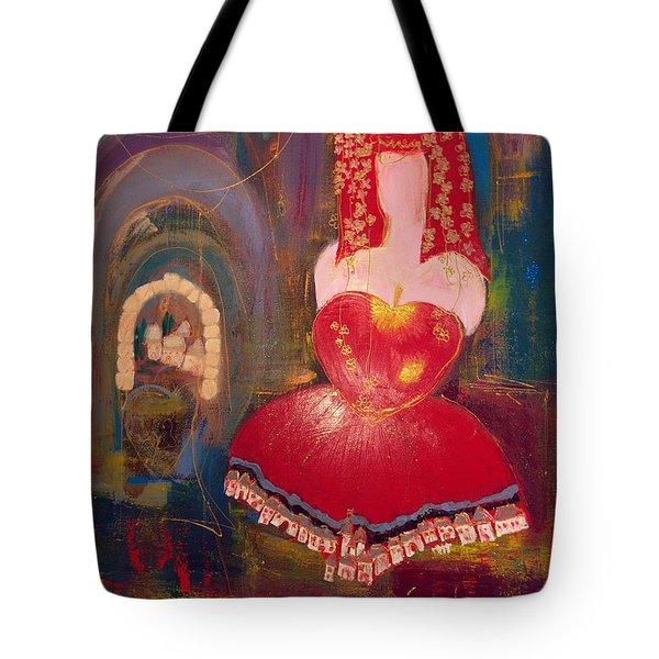 Ghismonda Tote Bag