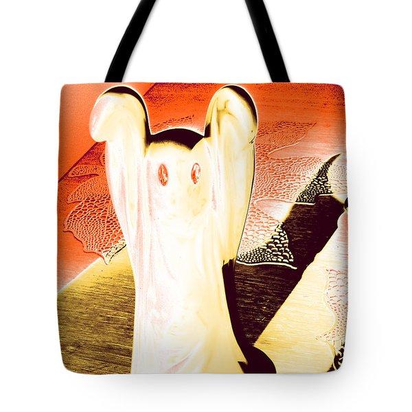 Ghost #1 Tote Bag