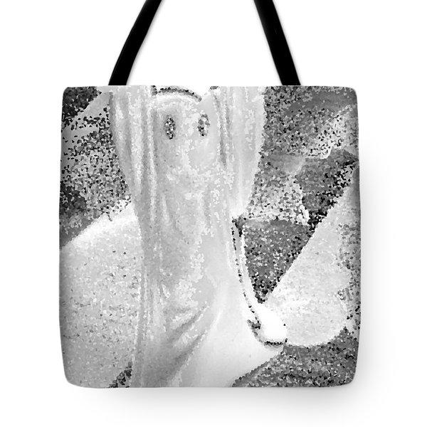 Ghost #3 Tote Bag
