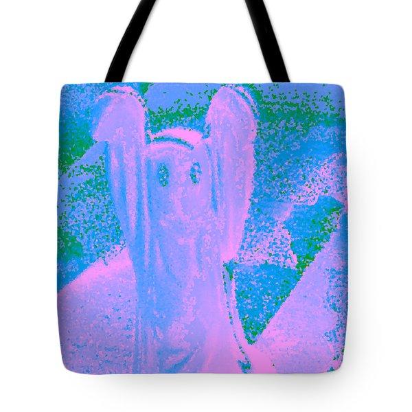 Ghost #4 Tote Bag