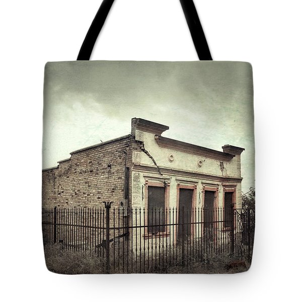 Ghost Cottage Tote Bag