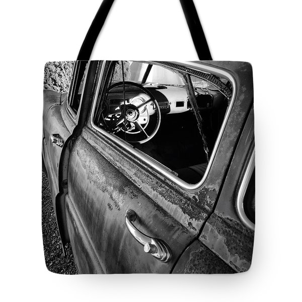 Ghost Driver Tote Bag