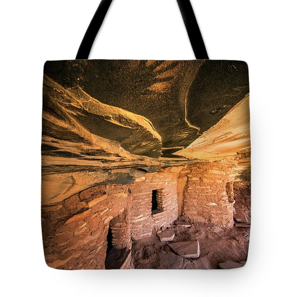 Ghost Hand Tote Bag