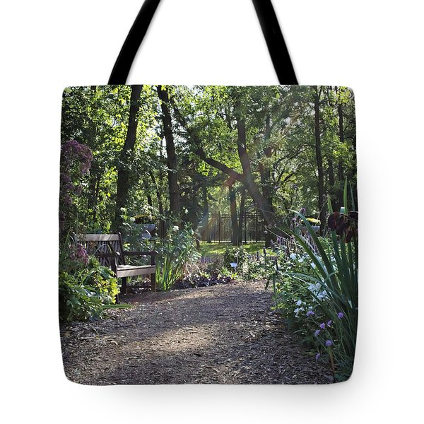 Tote Bag featuring the photograph Ghost Light  by Cendrine Marrouat