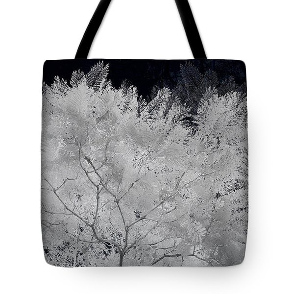Ghost Of A Tree Tote Bag