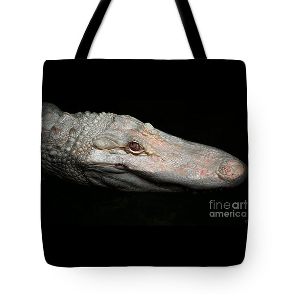 Ghost Of The Bayou Tote Bag