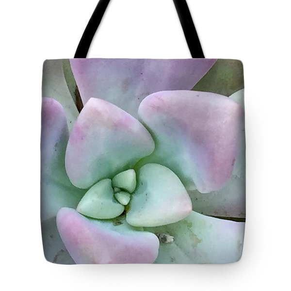 Ghost Plant Tote Bag by Russell Keating