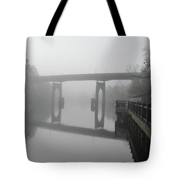 Ghost River Tote Bag by Gordon Mooneyhan