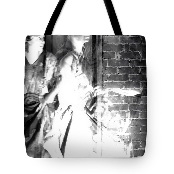 Ghost Self 1 Tote Bag