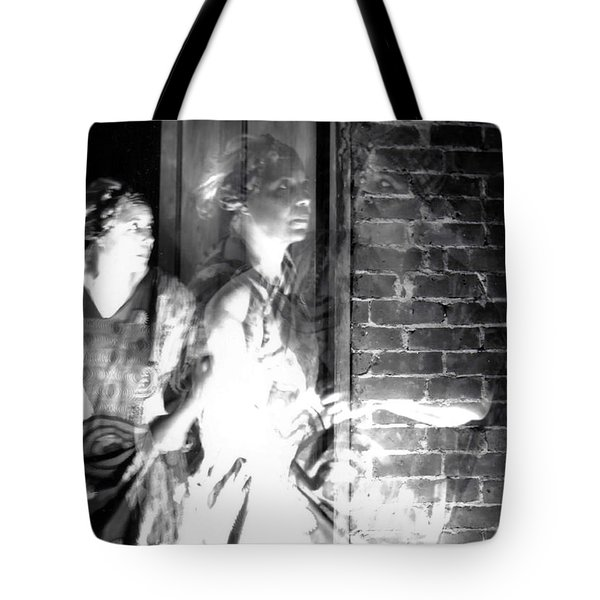 Ghost Self 1 Tote Bag