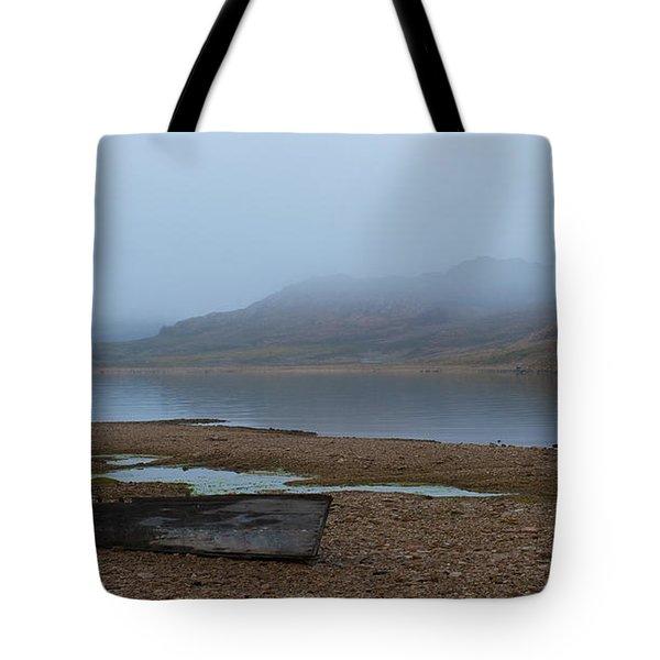 Ghost Tales... Tote Bag by Nina Stavlund