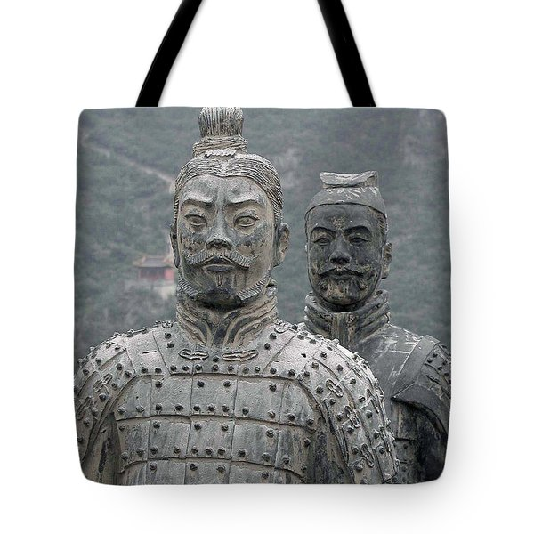Ghost Warriors Tote Bag