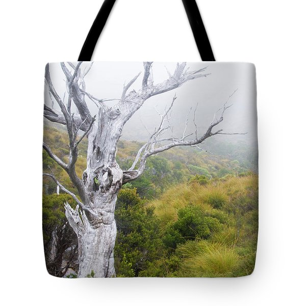 Tote Bag featuring the photograph Ghost by Werner Padarin