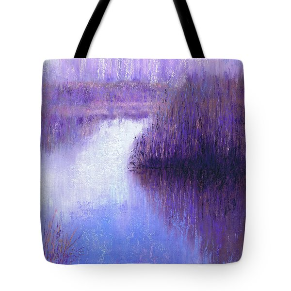 Ghostly Sentinels Tote Bag