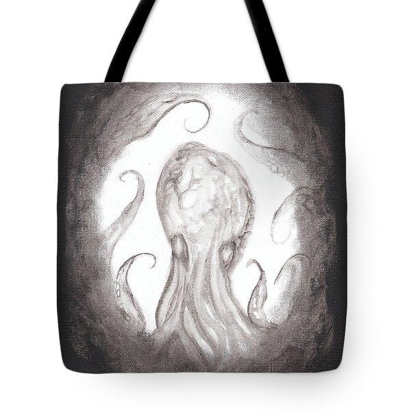 Ghostopus Tote Bag