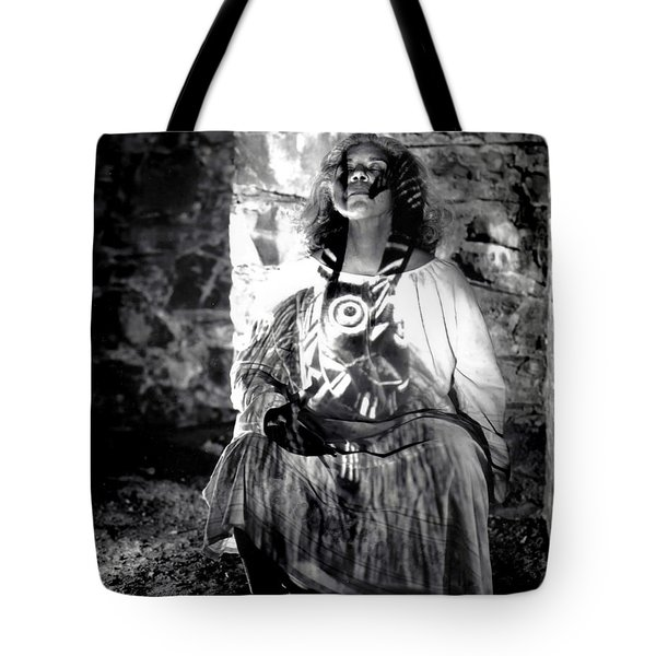 Ghosts Africa 1 Tote Bag