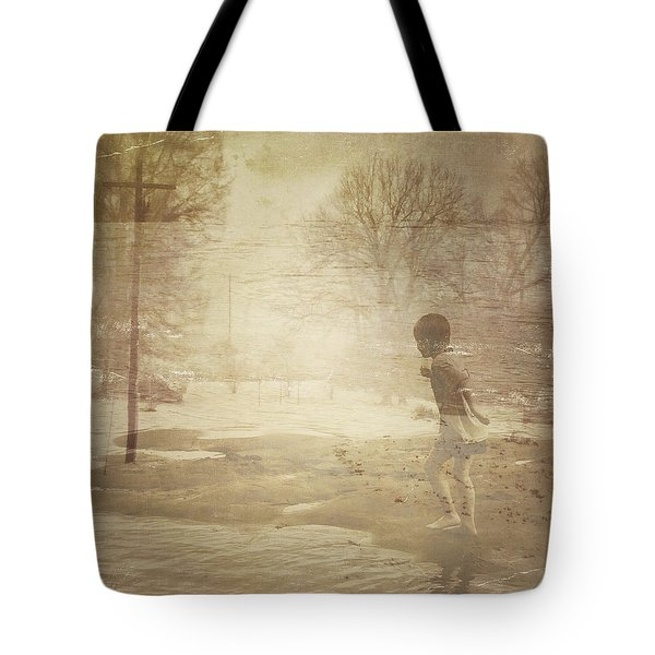 Ghosts And Shadows Vi - Mistaken Tote Bag