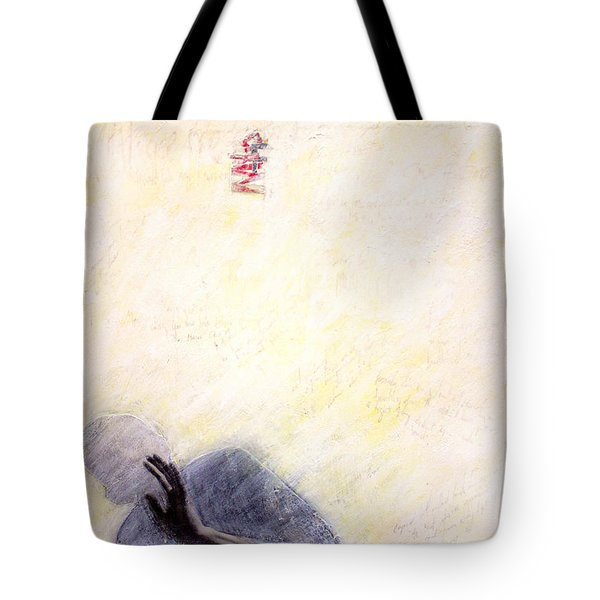 Ghosts In My Machine Tote Bag