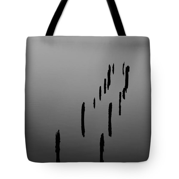 Ghosts In The Mist Tote Bag by Winston Rockwell