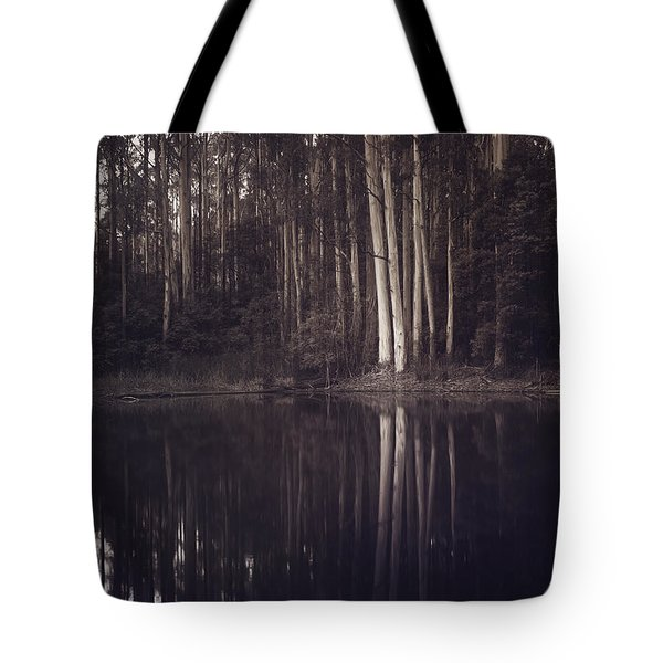 Ghosts Of My Heart Tote Bag