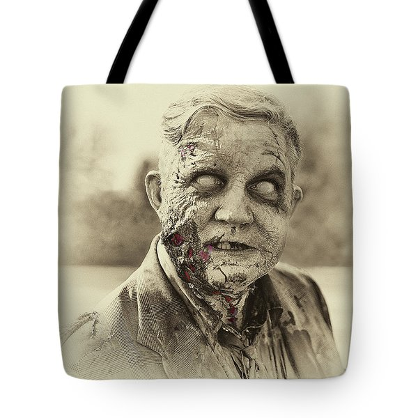 Ghoulish Glee Tote Bag