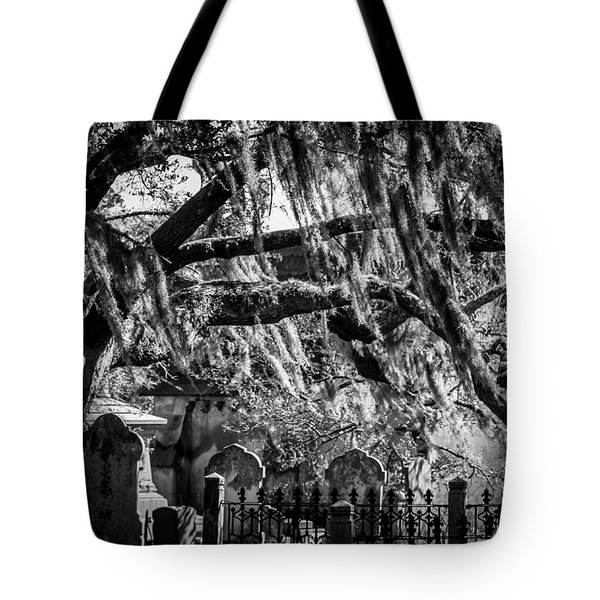 Ghoul's Night Out Tote Bag