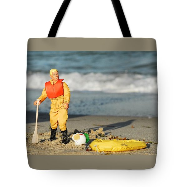 Gi Joe Marooned Tote Bag