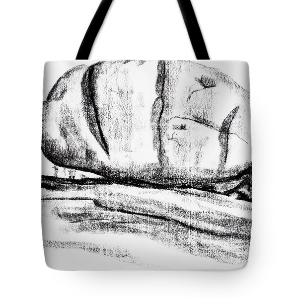 Giant Baked Potato At Elephant Rocks State Park Tote Bag by Kip DeVore