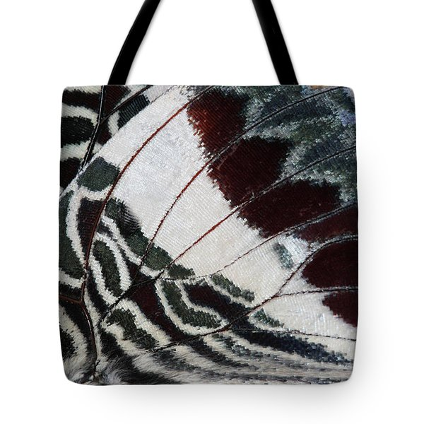 Giant Charaxes Butterfly Tote Bag
