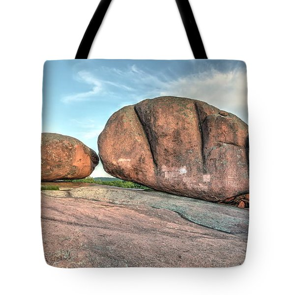 Tote Bag featuring the photograph Giant Potatoes by Harold Rau