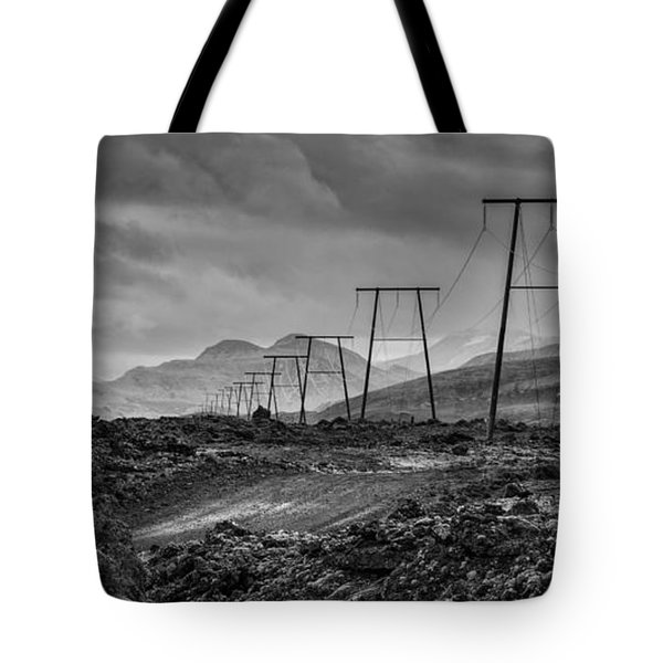Giant Steps Are What You Take Tote Bag