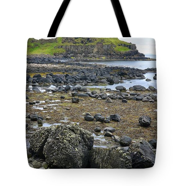 Giant's Causeway Tote Bag