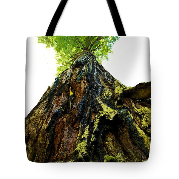 Giants Of The Earth Tote Bag