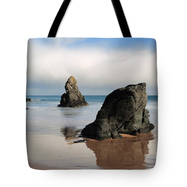 Giants On Sango Bay Tote Bag