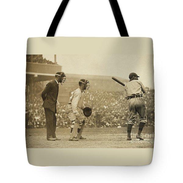 Giants Versus Pirates Tote Bag
