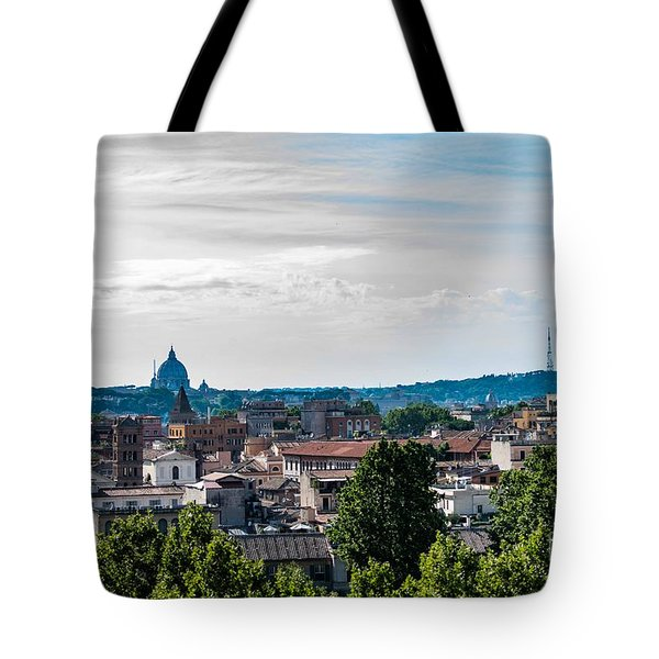 Giardino Degli Aranci Tote Bag by Joseph Yarbrough
