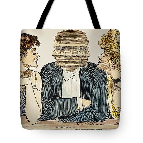 Gibson Girls, 1903 Tote Bag by Granger