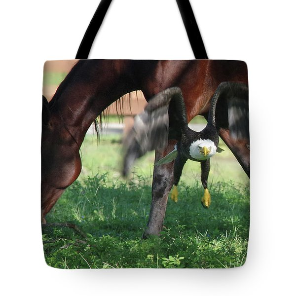 Giddy Up. Tote Bag