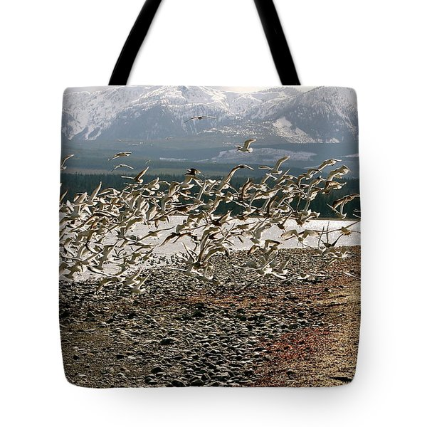 Gift From The Sea Tote Bag