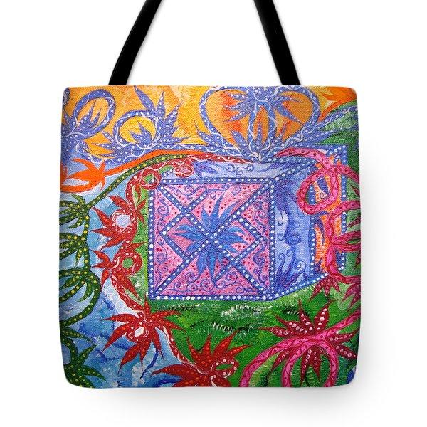 Gift Tote Bag by Joanna Pilatowicz