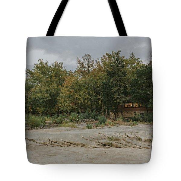 Gift Shop At Cumberland Falls Tote Bag