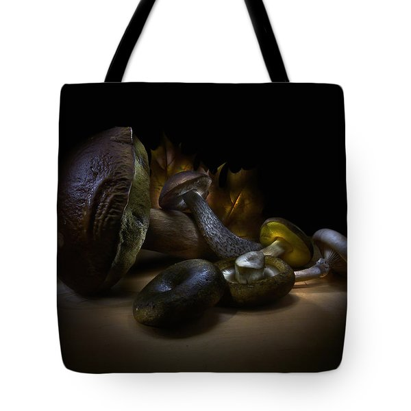 Tote Bag featuring the photograph Gifts Of September by Alexey Kljatov