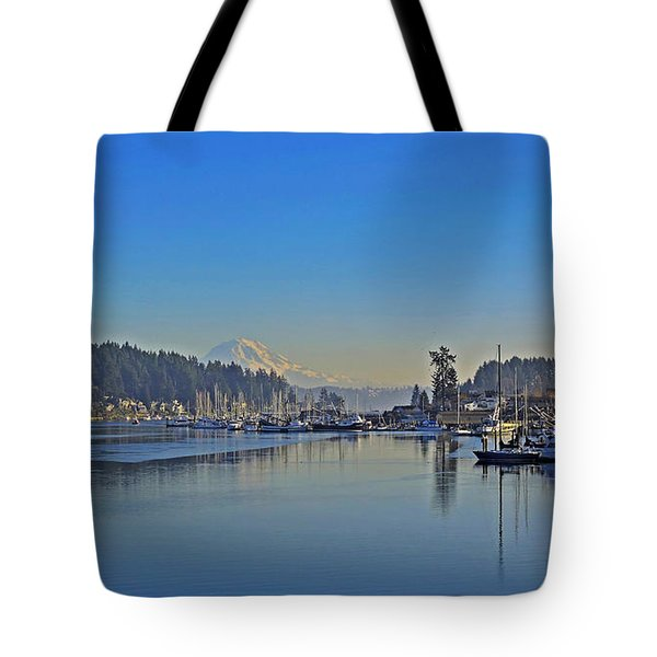 Gig Harbor, Wa Tote Bag