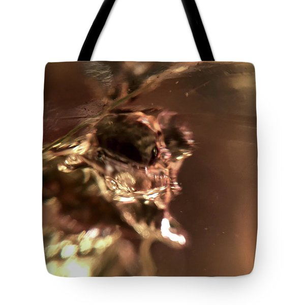 Giger Flower, A Monster Tote Bag