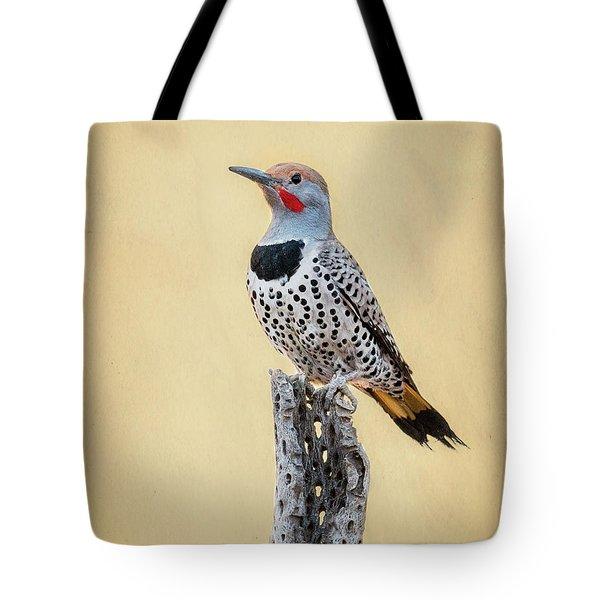 Gilded Flicker Tote Bag