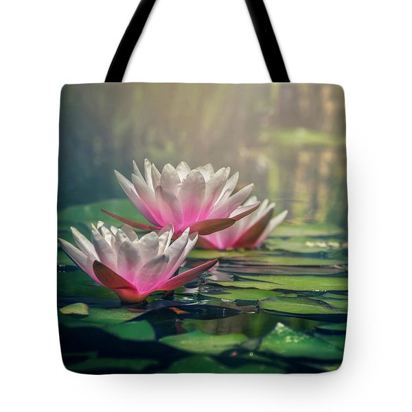 Gilding The Lily Tote Bag