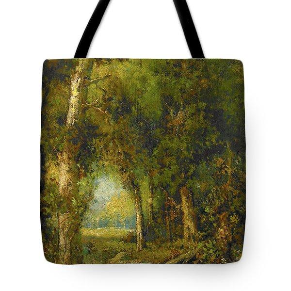Gill Brook Tote Bag