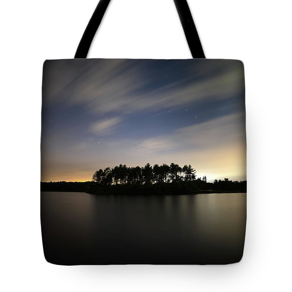 Tote Bag featuring the photograph Gilligans Island  by Brian Hale