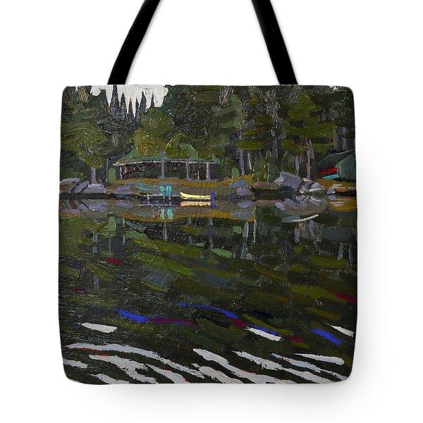 Gilmour Island Tote Bag