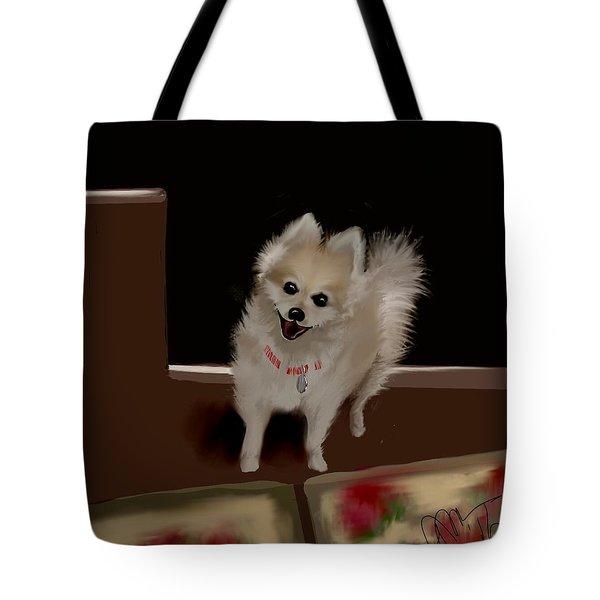 Ginger Ll Tote Bag